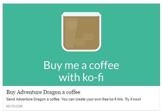 Buy Me a Coffee with KO-FI