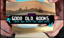 Good Old Books – Enchanting Rare Book Store & the $675 Book it Sells