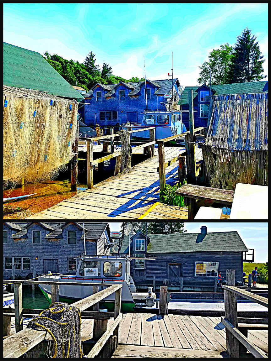 A place in the usa known simply as fishtown where the past for Fish town usa