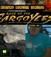Rage of the Gargoyles feature photo six flags dare devil dive