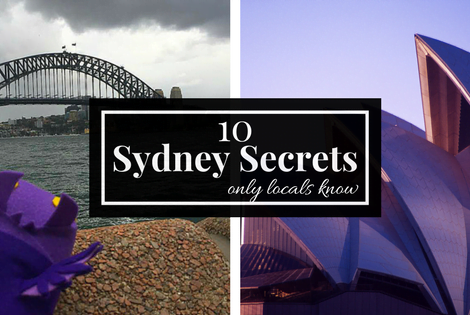 Sydney Secrets Feature Photo