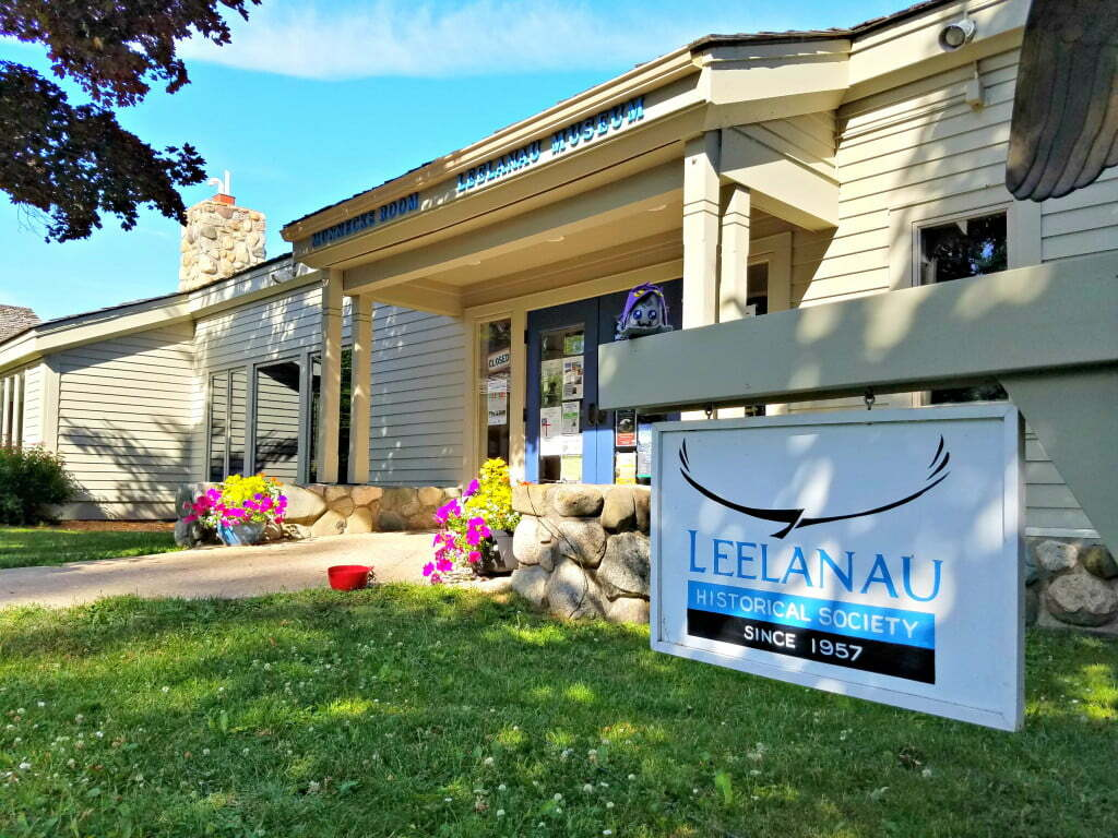 Fishtown USA Leland MI Leelanau Museum Historical Society