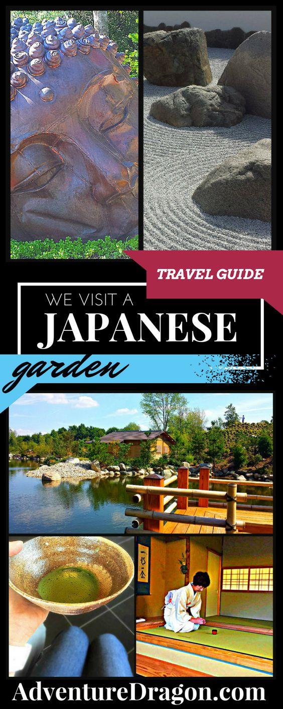 Japanese Garden Meijer Gardens Pinterest Image