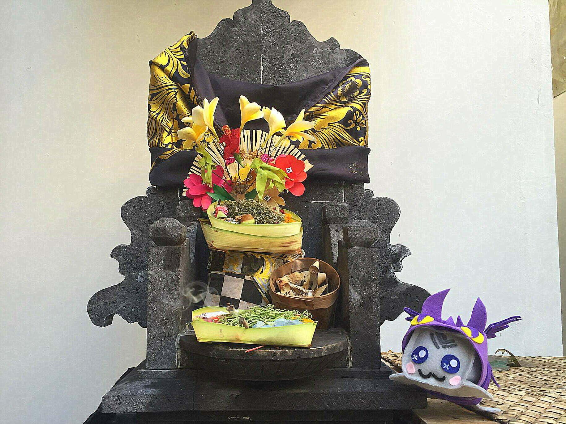 Bali Itinerary - Canang Sari - Bali top 10 Things to Do