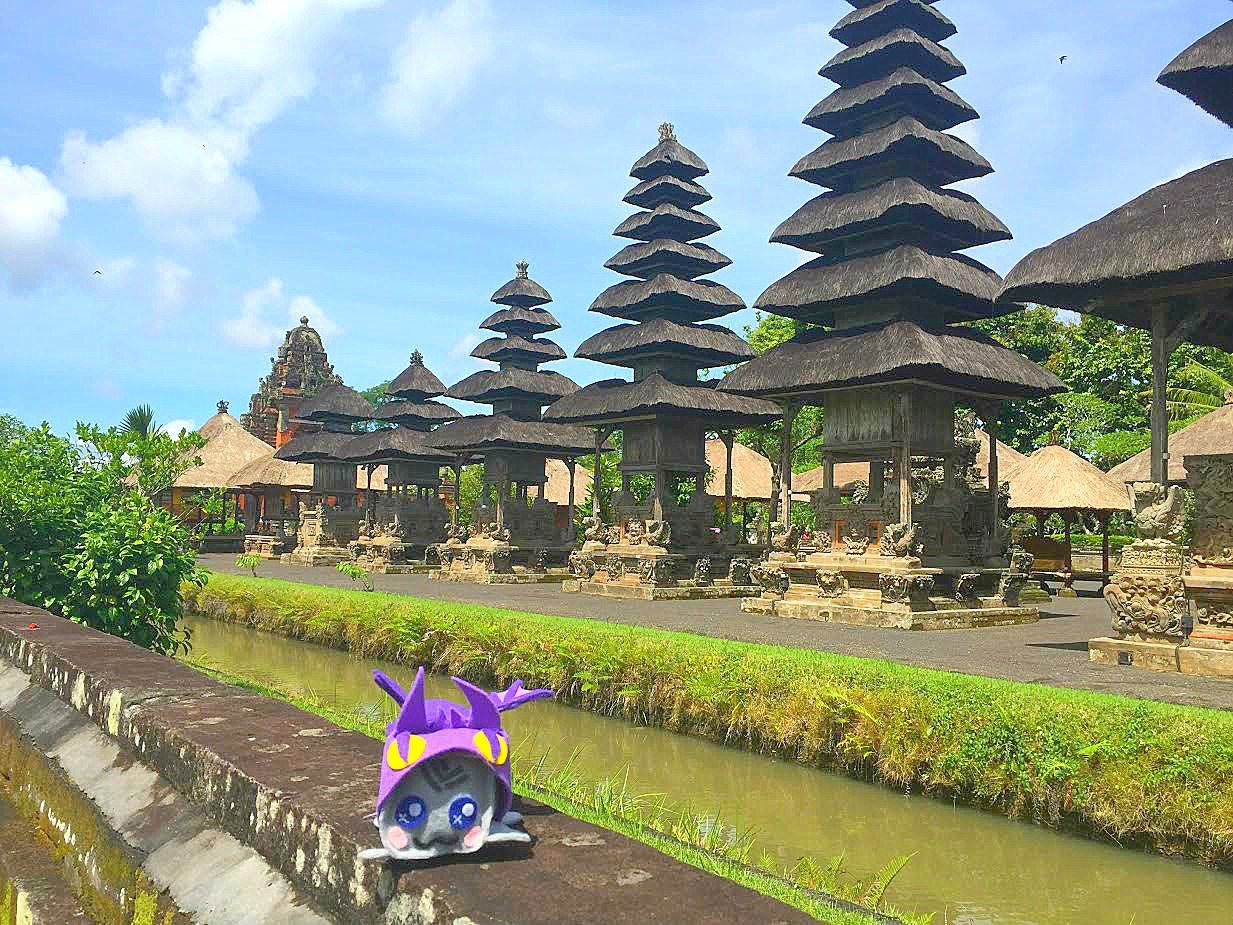 Best Temples in Bali Temples - Pura Taman Ayun Temple