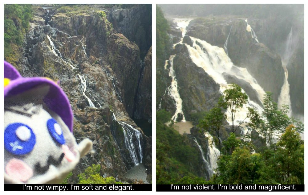 Barron Falls - Top Things to Do in Cairns Australia Tourist Attractions