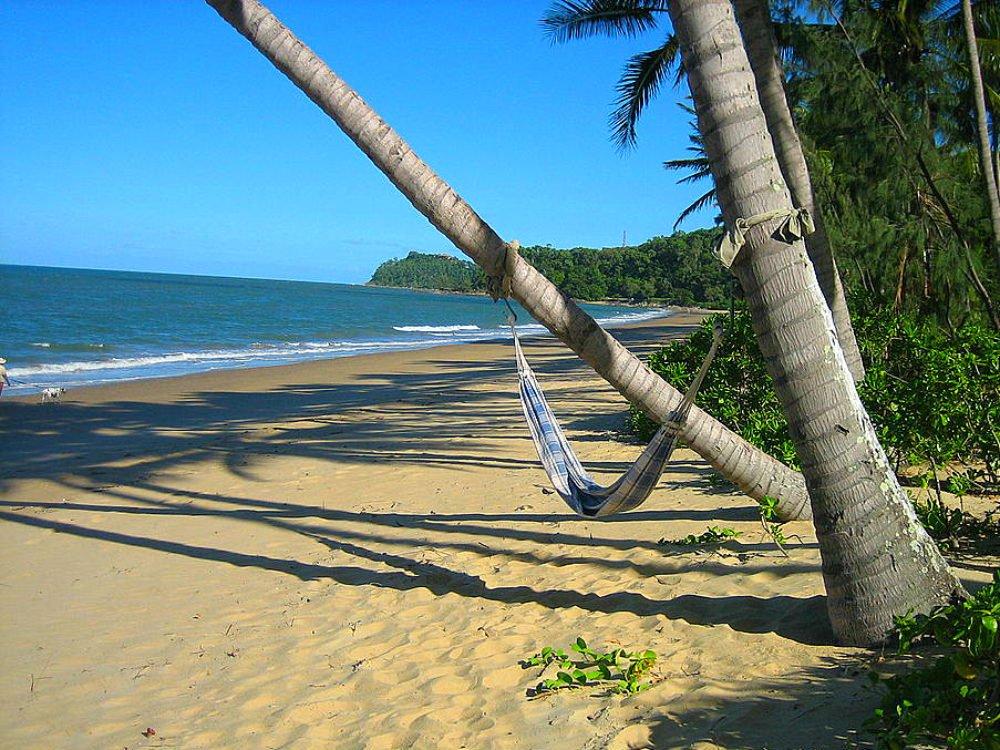 best beaches in Cairns beaches Ellis Beach