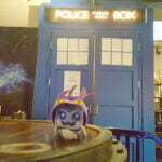 Atlanta Tardis Bar Doctor Who Cafes Battle and Brew