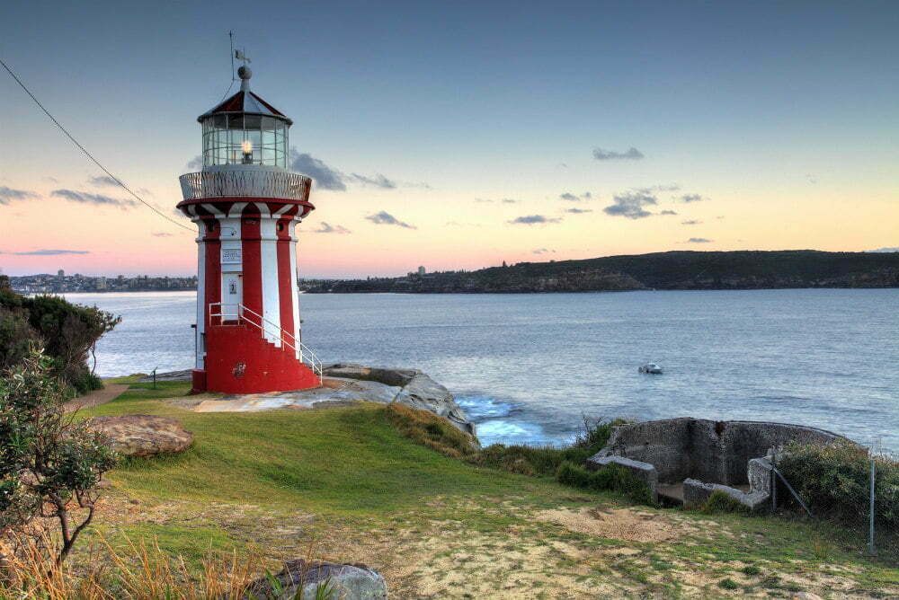 Hornby Lighthouse Australia - Most Beautiful Places in Australia Photos