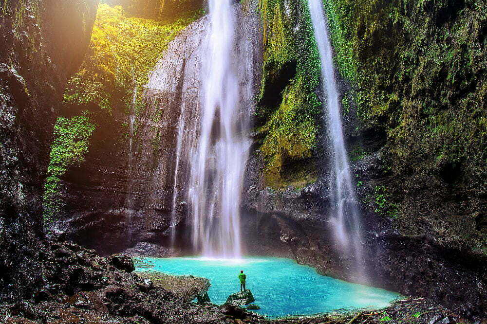 Madakaripura Waterfall Indonesia Photography - Most Beautiful Places in Indonesia Photos