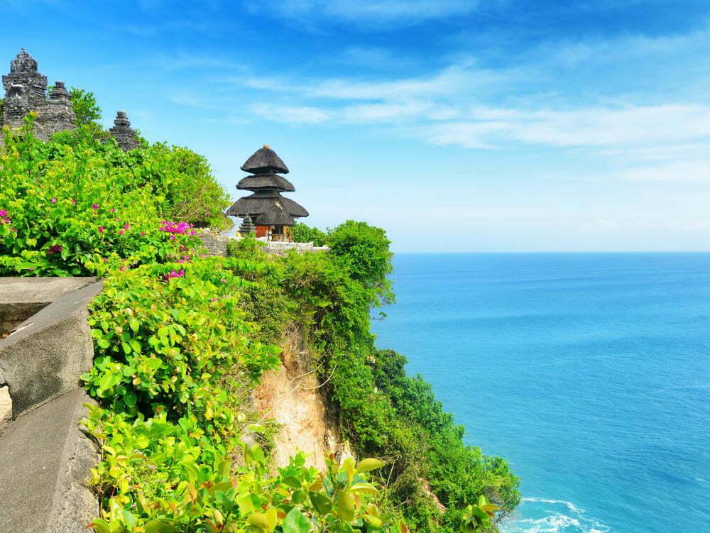 Best Temples in Bali Temples - Pura Uluwatu Temple in Bali