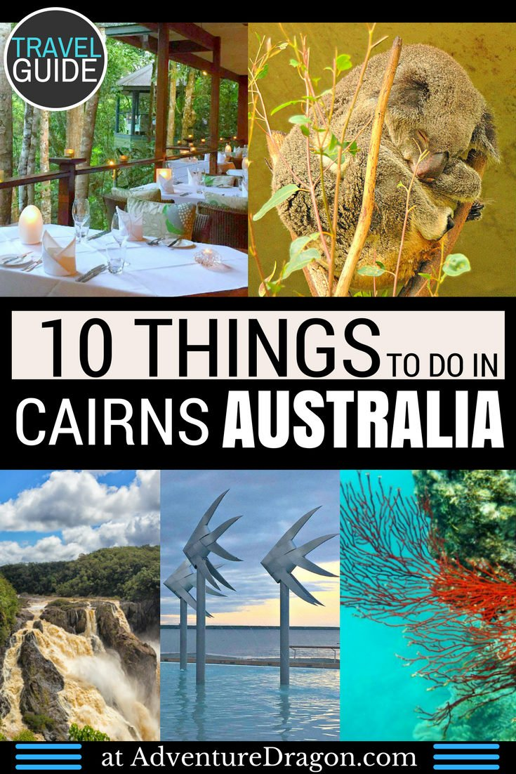 Best Things to do in Cairns Australia Top Tourist Attractions