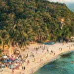 Diniwid Beach Boracay Beaches