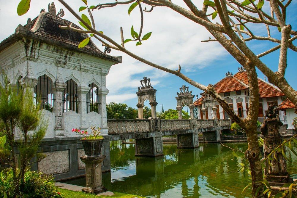 Best Temples in Bali Temples - Karangasem Water Temple in Bali
