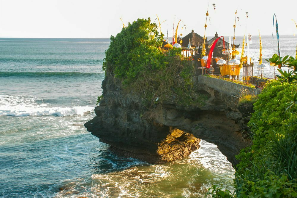 Best Bali Temples - Tanah Lot Temple in Bali