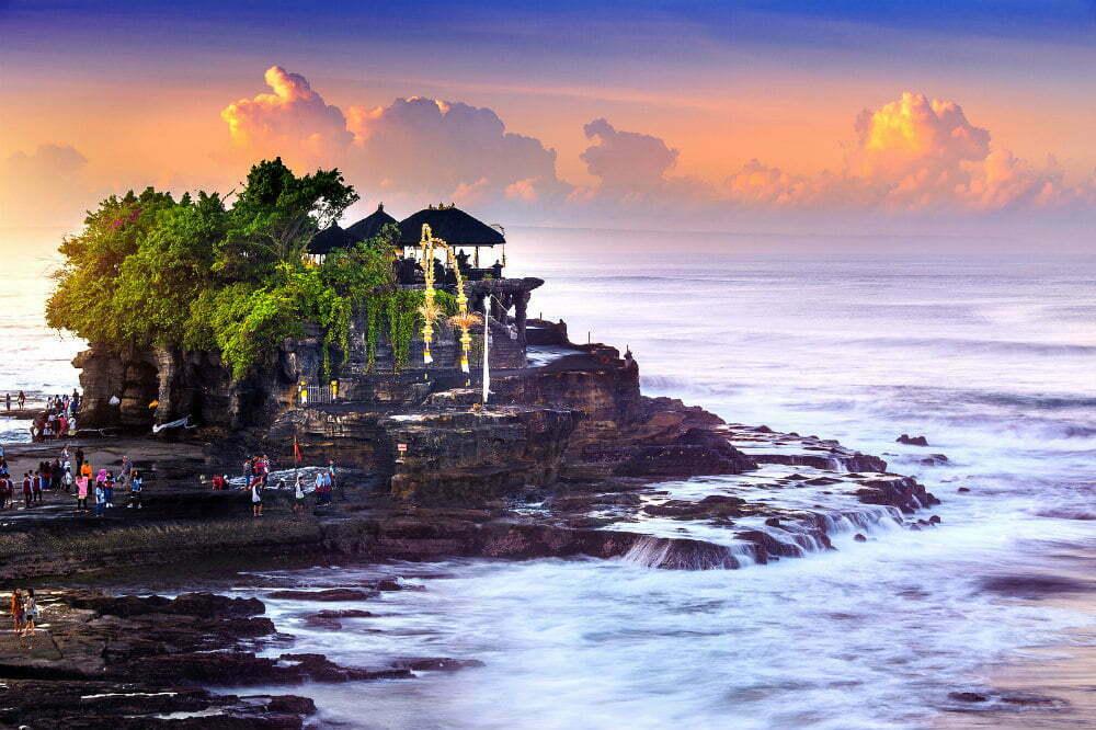 Best Bali Temples - Pura Tanah Lot Temple in Bali