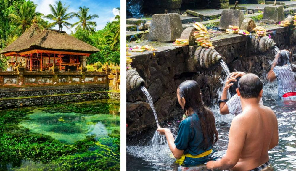 Best Temples in Bali Temples - Pura Tirta Empul Holy Springs Temple in Bali
