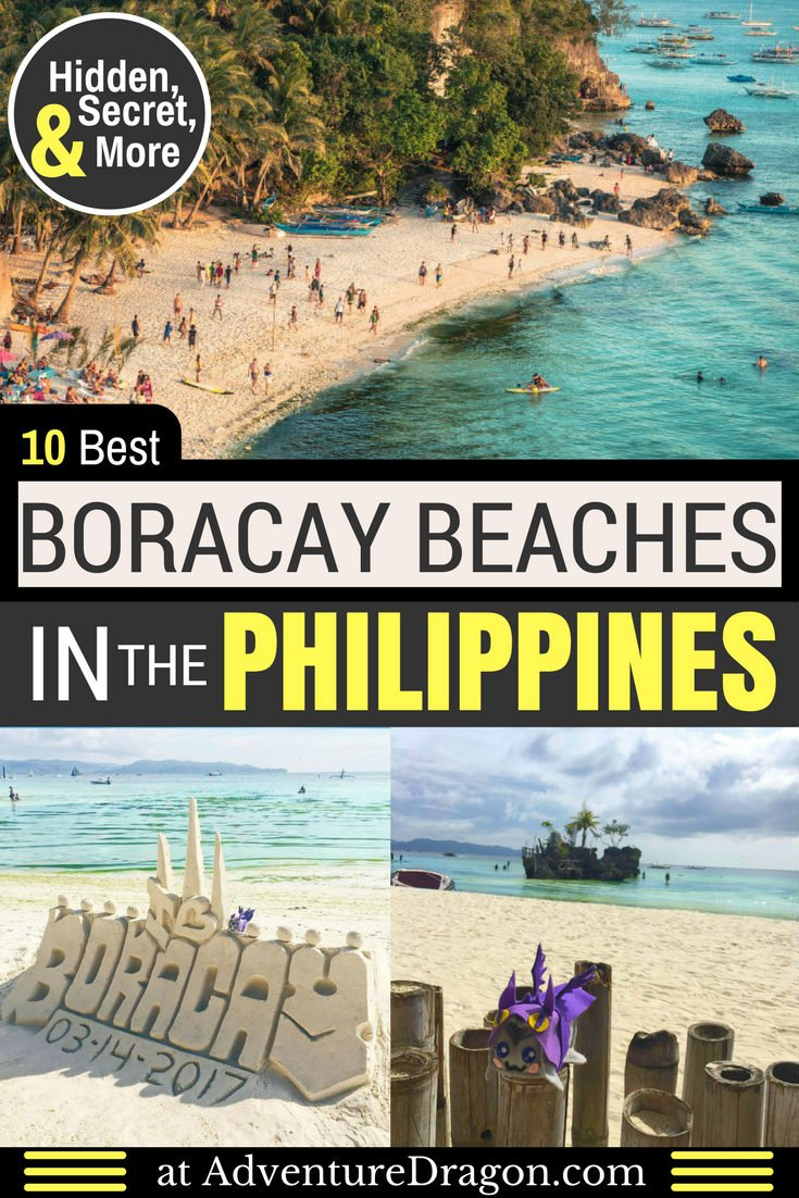 Best Beaches in Boracay Beaches in the Philippines