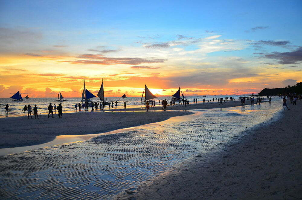 Things to Do In Boracay Sunsets