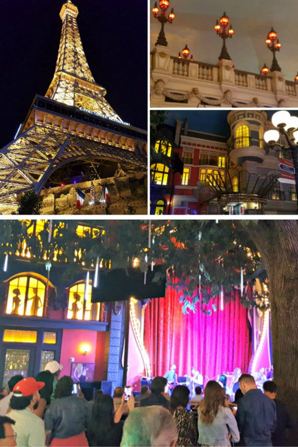Paris Las Vegas Free Shows at Le Cabaret Bar and Lounge