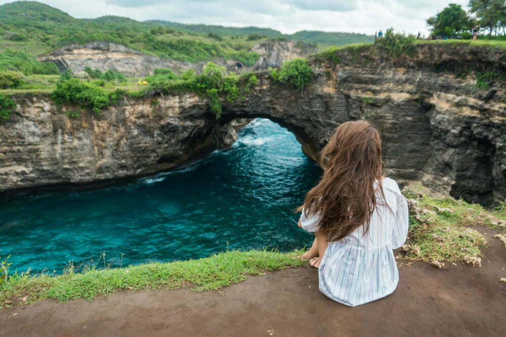 Broken Beach Nusa Penida Indonesia Photography - Beautiful Places to Visit in Indonesia