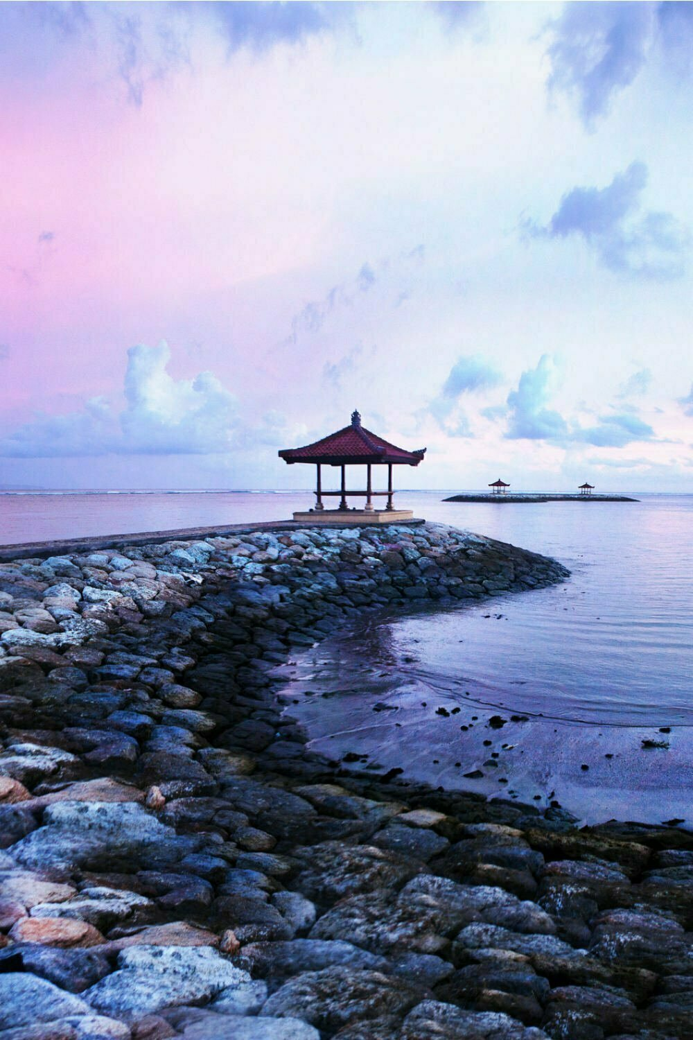Karang Beach Sanur Indonesia Photography - Beautiful Places to Visit in Indonesia