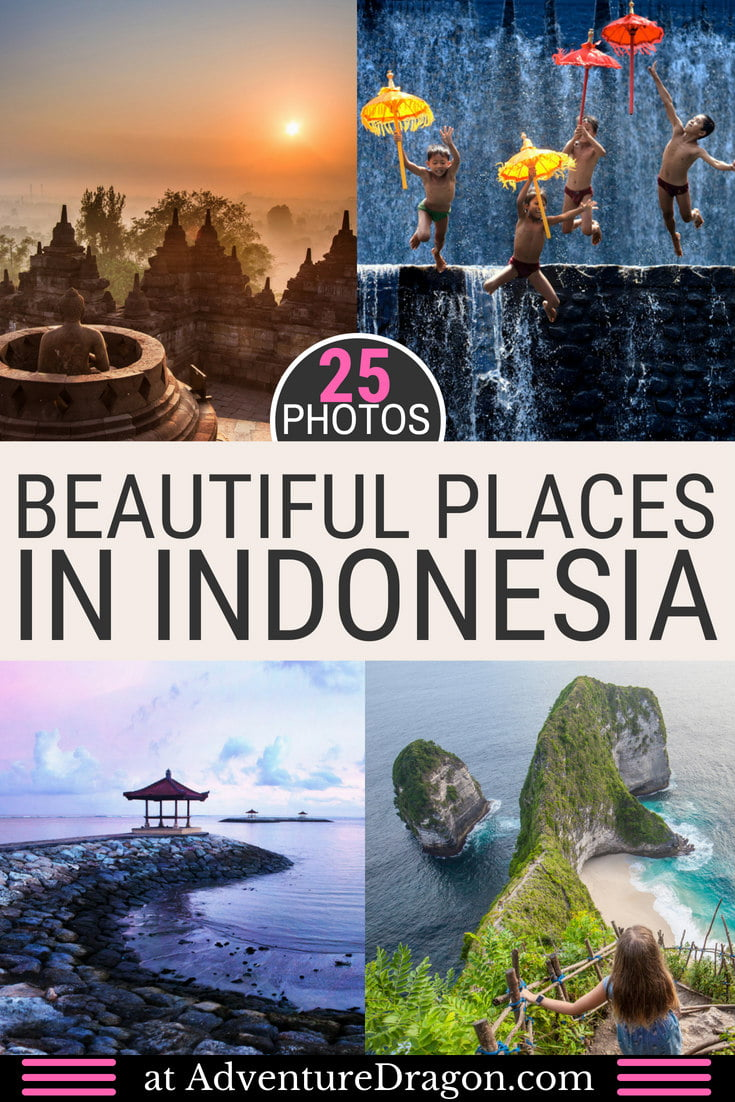 Indonesia Photography - Beautiful Places to Visit in Indonesia