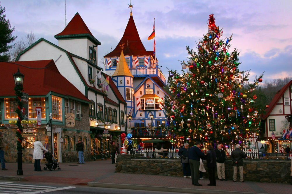 Things to Do in Helen GA Christmas