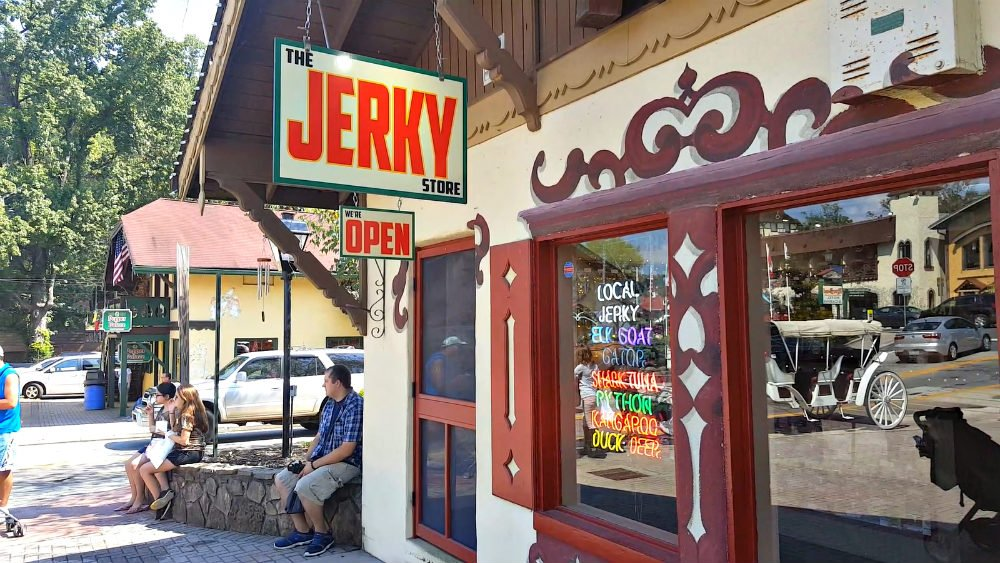 The Jerky Store - Things to Do in Helen GA Attractions