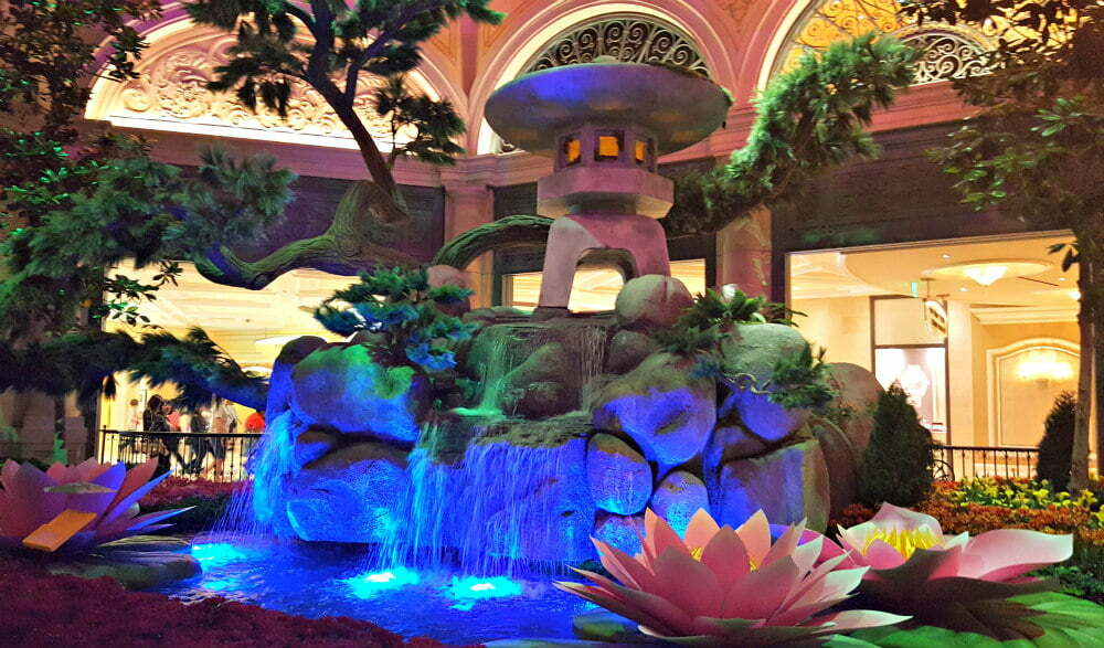 100 Free Things to do in Las Vegas - Bellagio Conservatory and Botanical Gardens