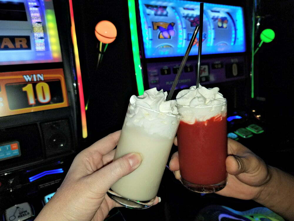 100 Free Things to do in Las Vegas - Drink for Free When Gambling in Casinos