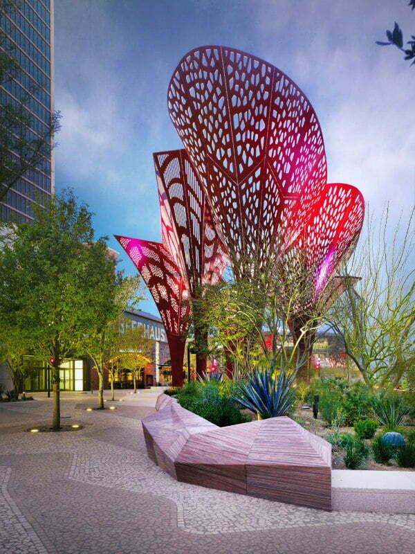 100 Free Things to do in Las Vegas - The Park Las Vegas