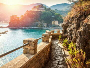 Coastal Hiking in Cinque Terre - The Blue Trail Hike