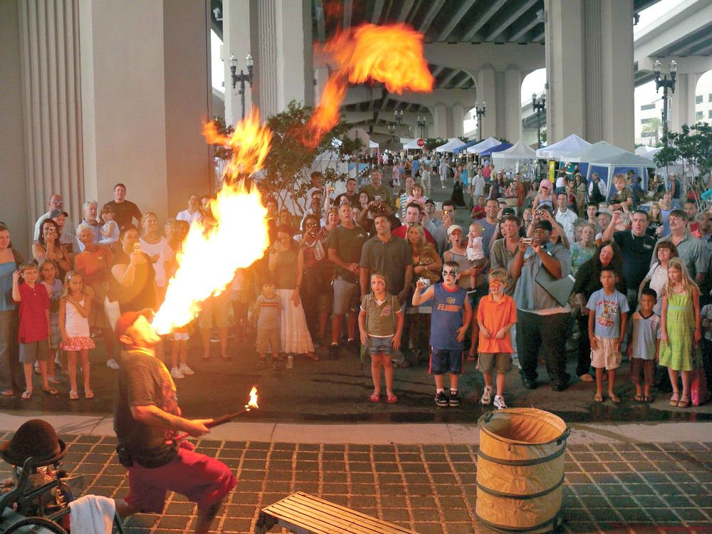 Riverside Arts Market Jacksonville Best Free Things To Do