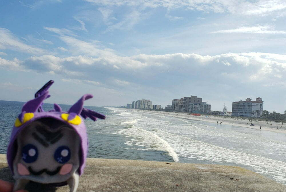 Jacksonville Beach - Free Things to do in Jacksonville Florida - Jax Beach