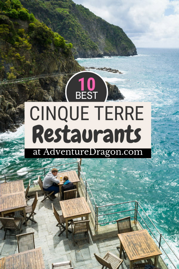10 Best Cinque Terre Restaurants