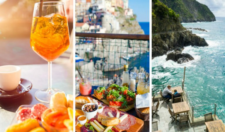 Cinque Terre Restaurants – Eat in a Castle by the Sea & Other Favorites