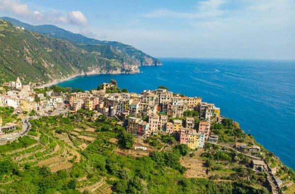 Corniglia Cinque Terre Best Beaches