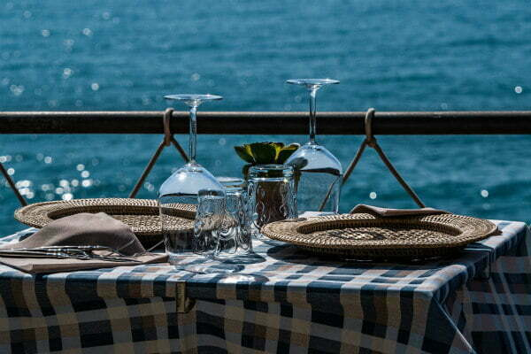 Best Cinque Terre Restaurants in Monterosso on the Water - Lancora della Tortuga