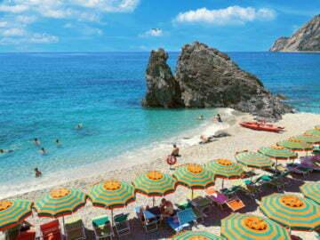 Cinque Terre Beaches - 10 Best Beaches in Cinque Terre