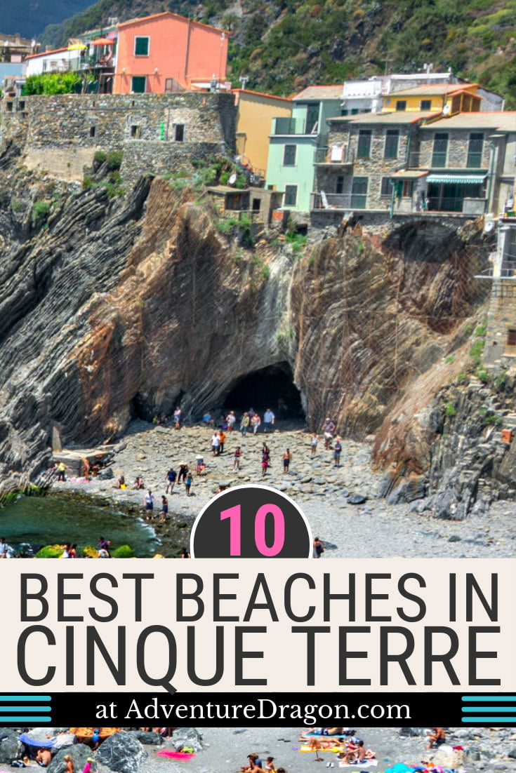 10 Best Beaches in Cinque Terre | Cinque Terre Beaches Guide