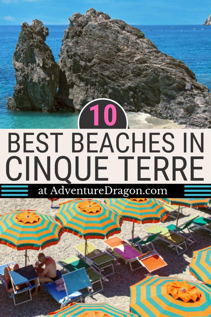 10 Best Beaches in Cinque Terre | Cinque Terre Beaches Guide