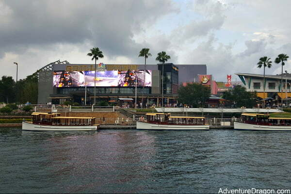 NBC Sports Grill and Brew - Best CityWalk Bars at Universal Orlando Resort