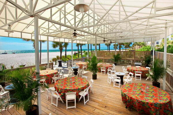 Oceanfront Hilton Clearwater Beach Hotel Near Pier 60