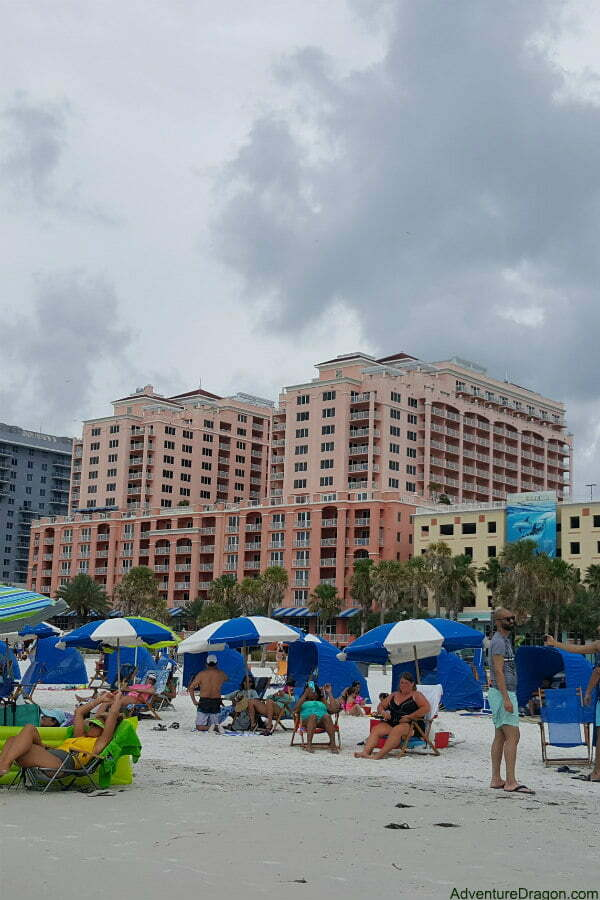 Oceanfront Hyatt Regency Clearwater Beach Hotel Near Pier 60