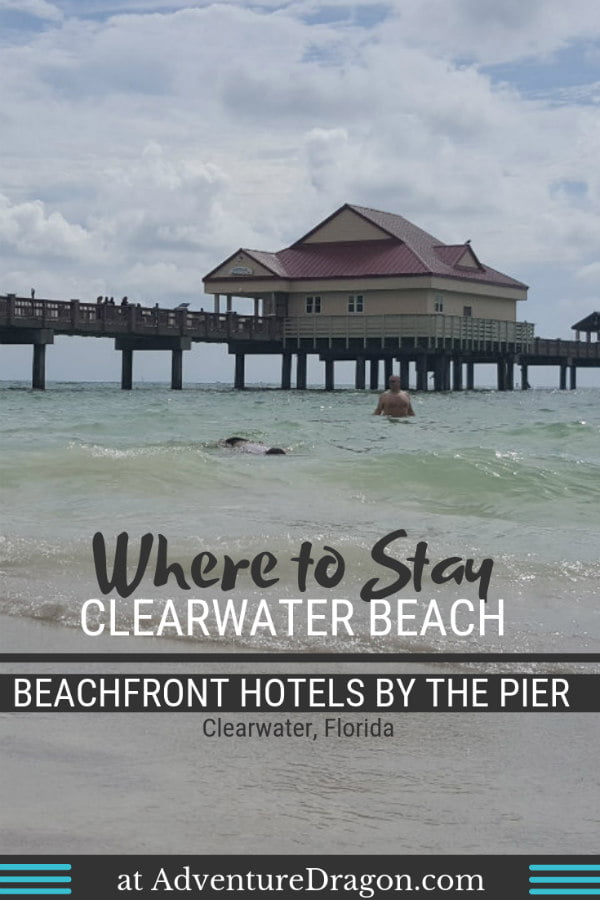 Where to Stay in Clearwater Beach Hotels Near Pier 60