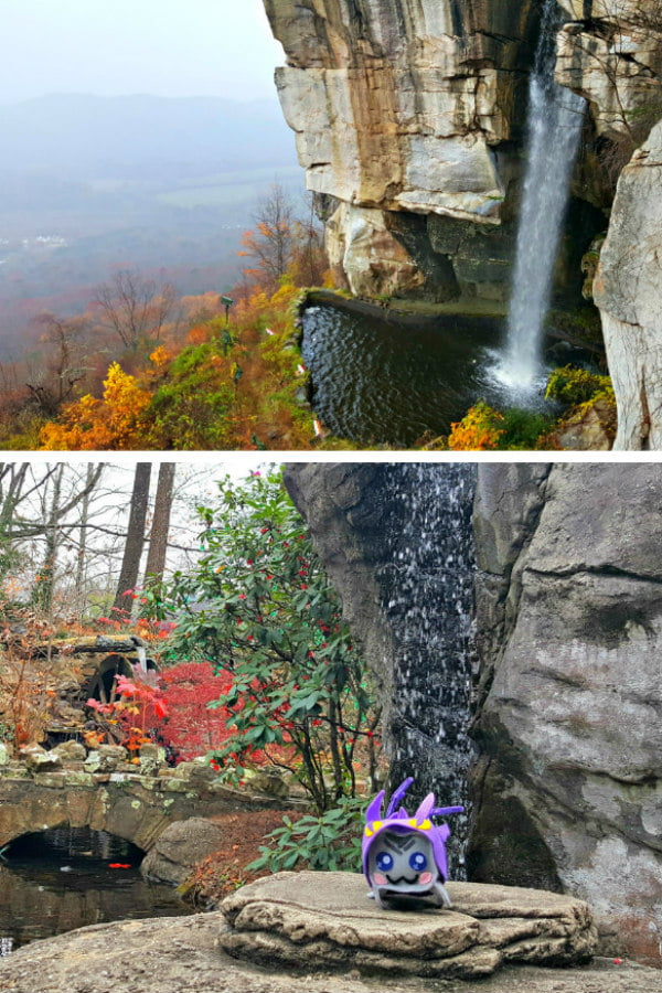 Fall in Tennessee Road Trip Itinerary - Fall in Lookout Mountain Tennessee